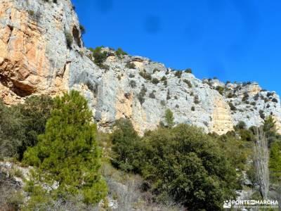 Rambla del Avellano-Arbeteta; bunker madrid ofertas viajes mayo rutas valle de aran